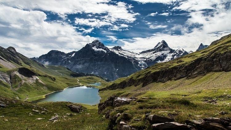 Faulhornweg, Switzerland Faulho - papa_delta | ello