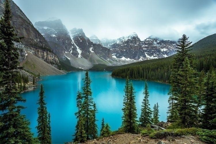 Moraine Lake, Canada fourth vis - papa_delta   ello