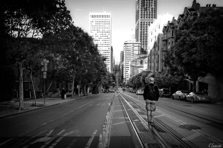 tourist San Francisco - robzucho, - abstractcolorism   ello