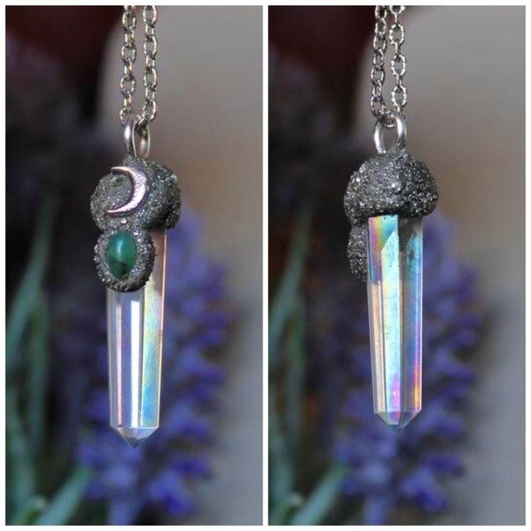 Angel aura - crystals, Luna, angelaura - gypsyhawaii | ello