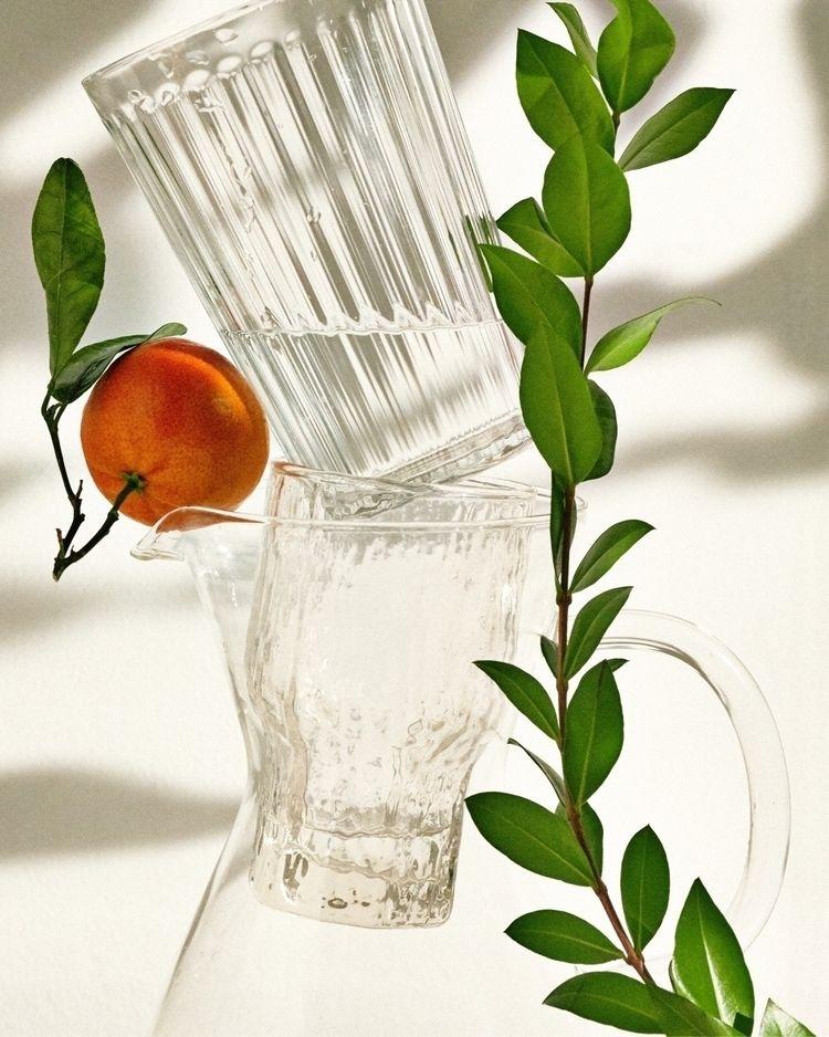 Desk scene - photography, glass - codyguilfoyle | ello