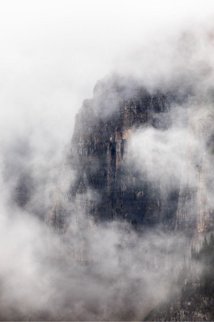 """Veil"" Glacier National Park, 2 - chesunphotography | ello"