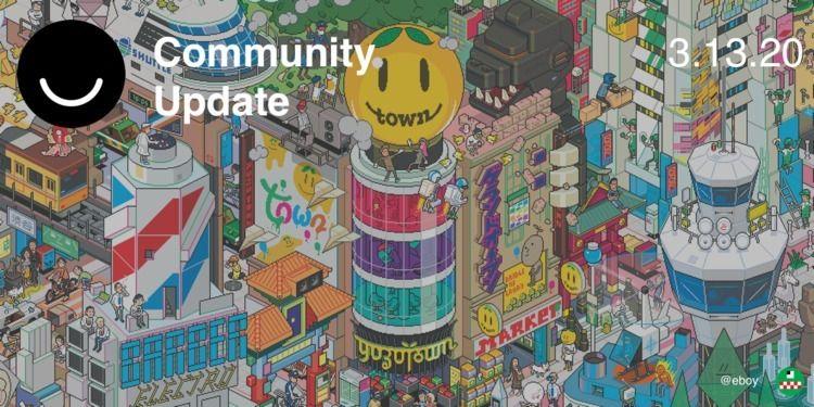 Community Update 3/13/2020 week - elloblog | ello