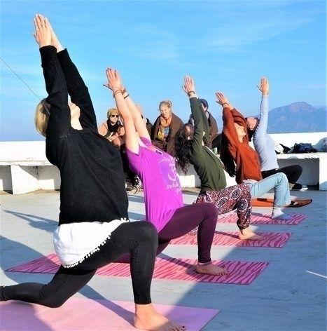200 Hours Yoga Therapy Teacher  - yogadetoxtherapy | ello