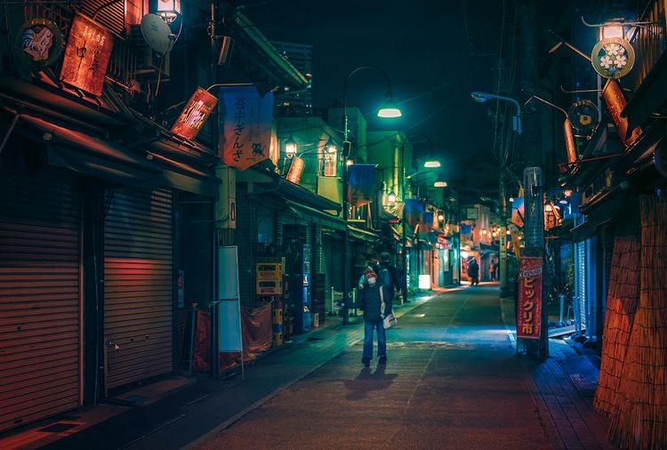 Passerby II , 2020, Tokyo Japan - anthonypresley | ello
