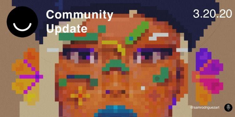 Community Update 3/20/2020 folk - elloblog | ello