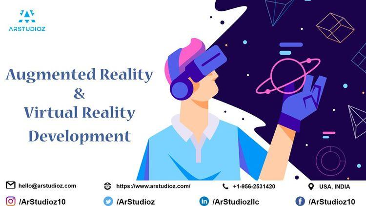 Virtual Reality Development Com - arstudio123 | ello