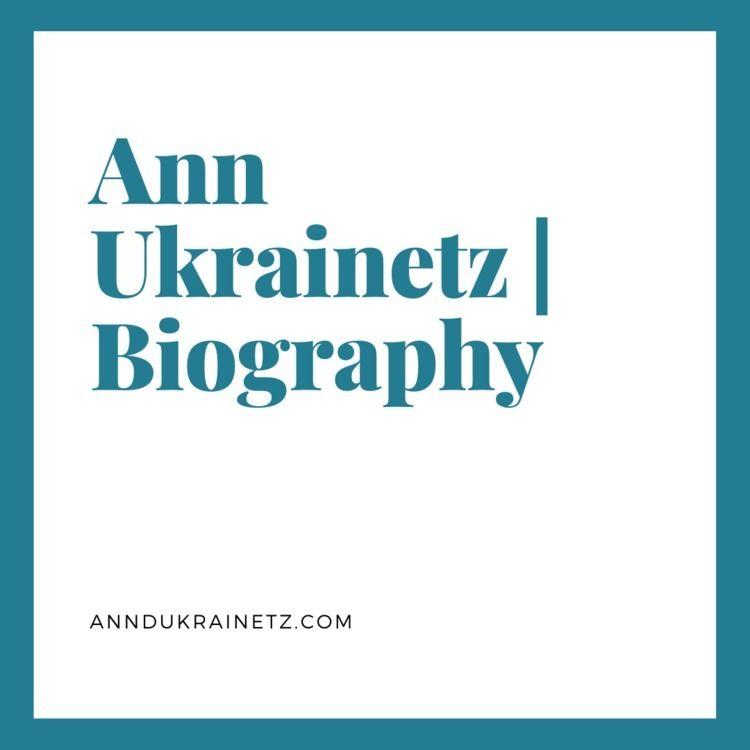 Ann Ukrainetz 75 years lady fam - anndukrainetz | ello