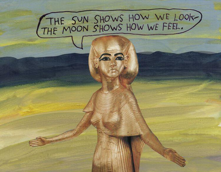 sun, moon - stoicmike   ello