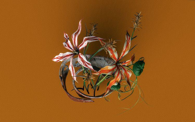 "Kadō 華道 NastPlas 華道, Flowers"" d - nastplas | ello"