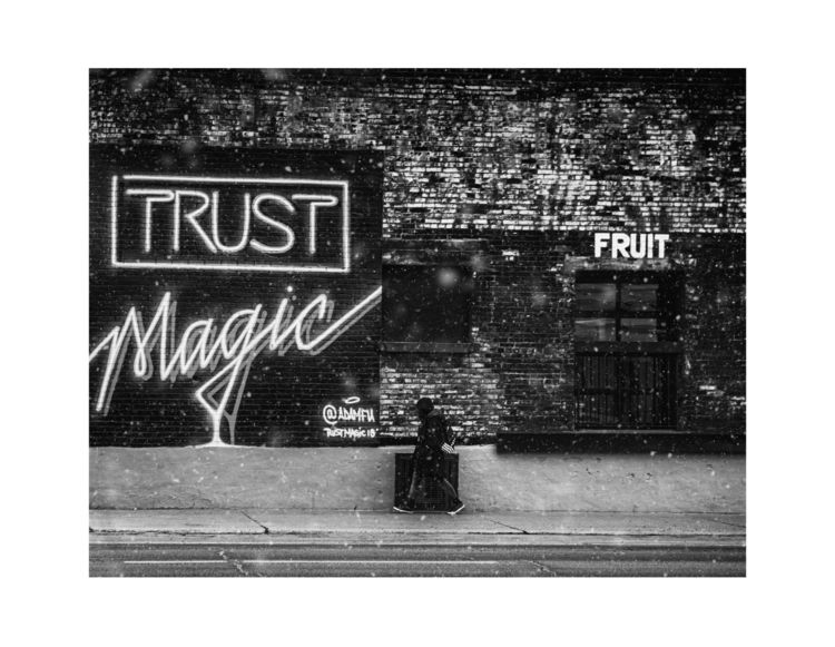 Trust Magic - jeff_day | ello