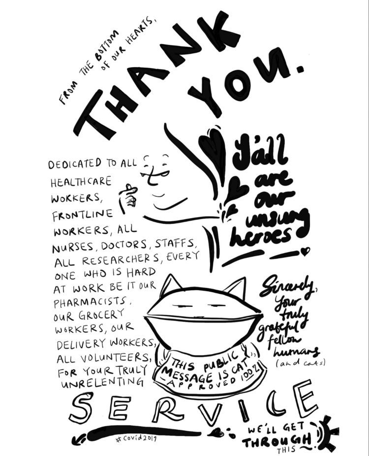 thankyouhealthheroes - utehh | ello