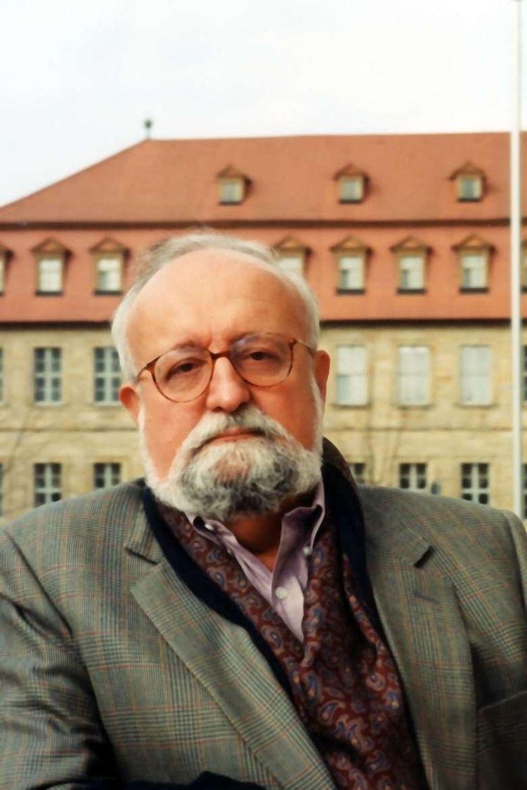 Krzysztof Penderecki — creating - huegel | ello