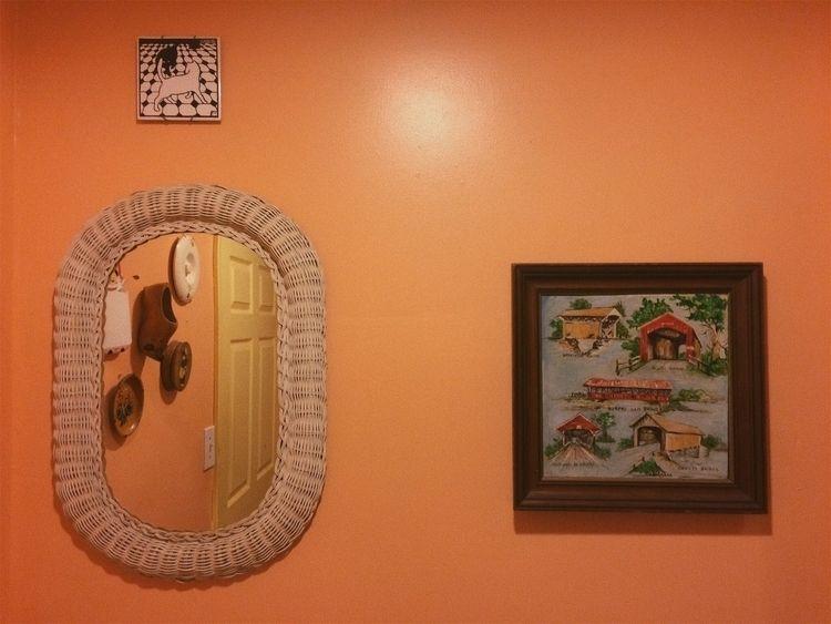 top photo restroom shitty diner - glorydazed | ello