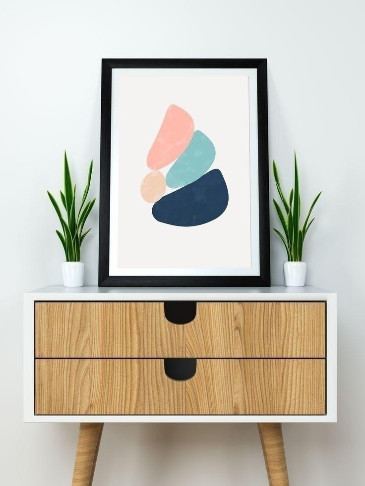 Support Art Print Mockup source - creativeaxle | ello