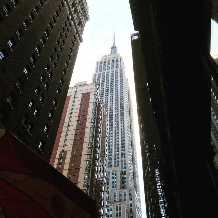 newyorkcity, usa, skyscraper - streetcam   ello