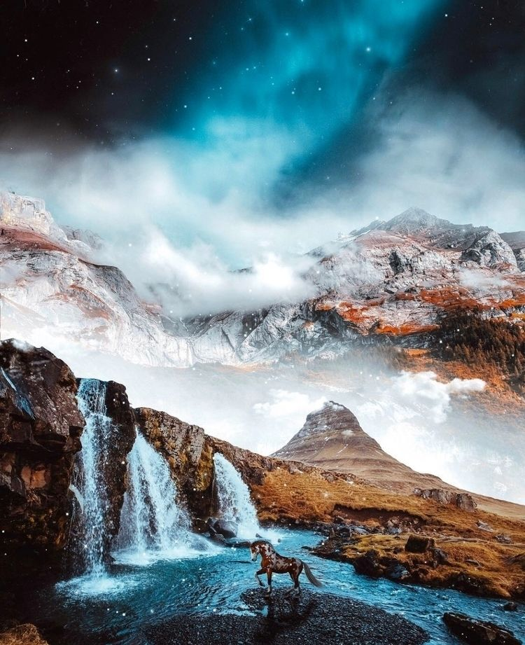 favorite country? love Iceland  - nick_asphodel | ello