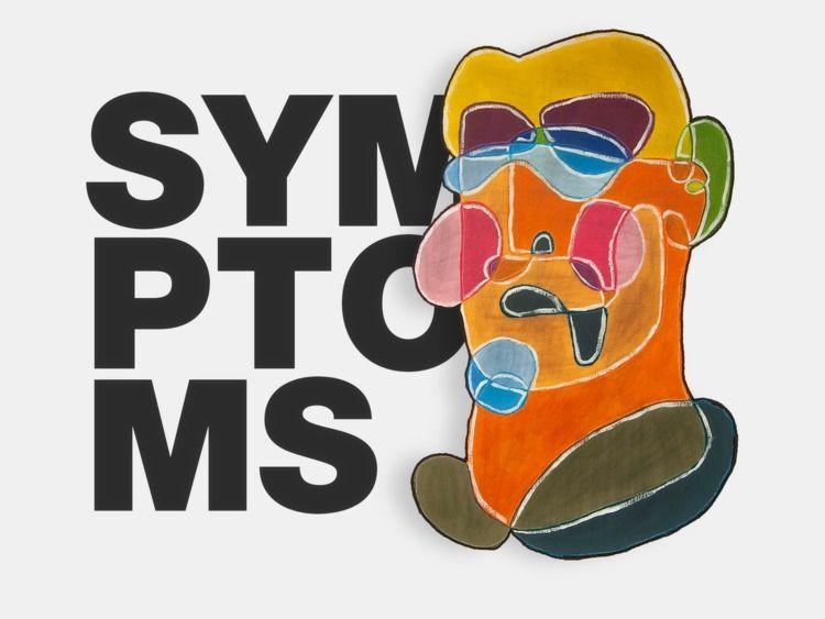 SYMPTOMS feel - illustration, stayathome - blanaroo | ello