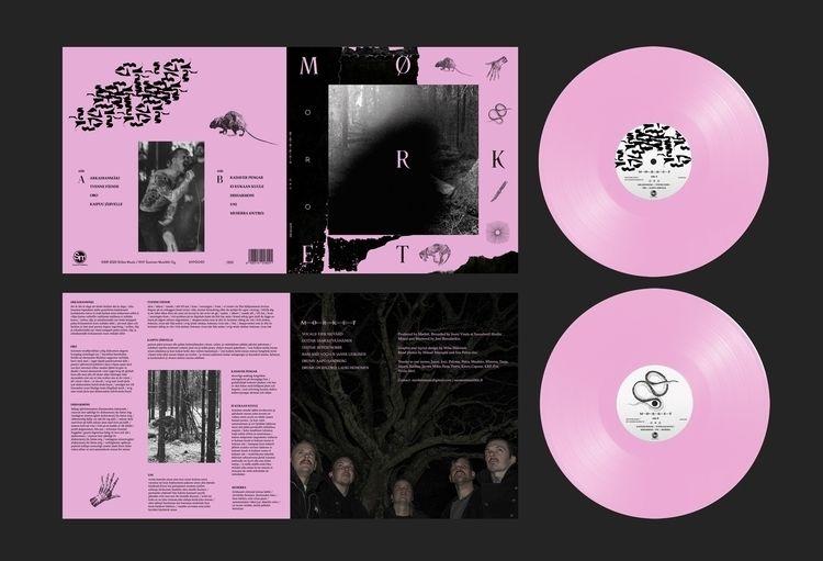 Mørket - ORO Design album Haili - mcinen | ello