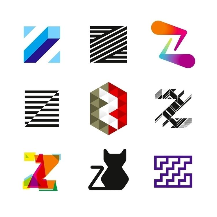 36 Days Logos: letter Inspired  - alextass | ello