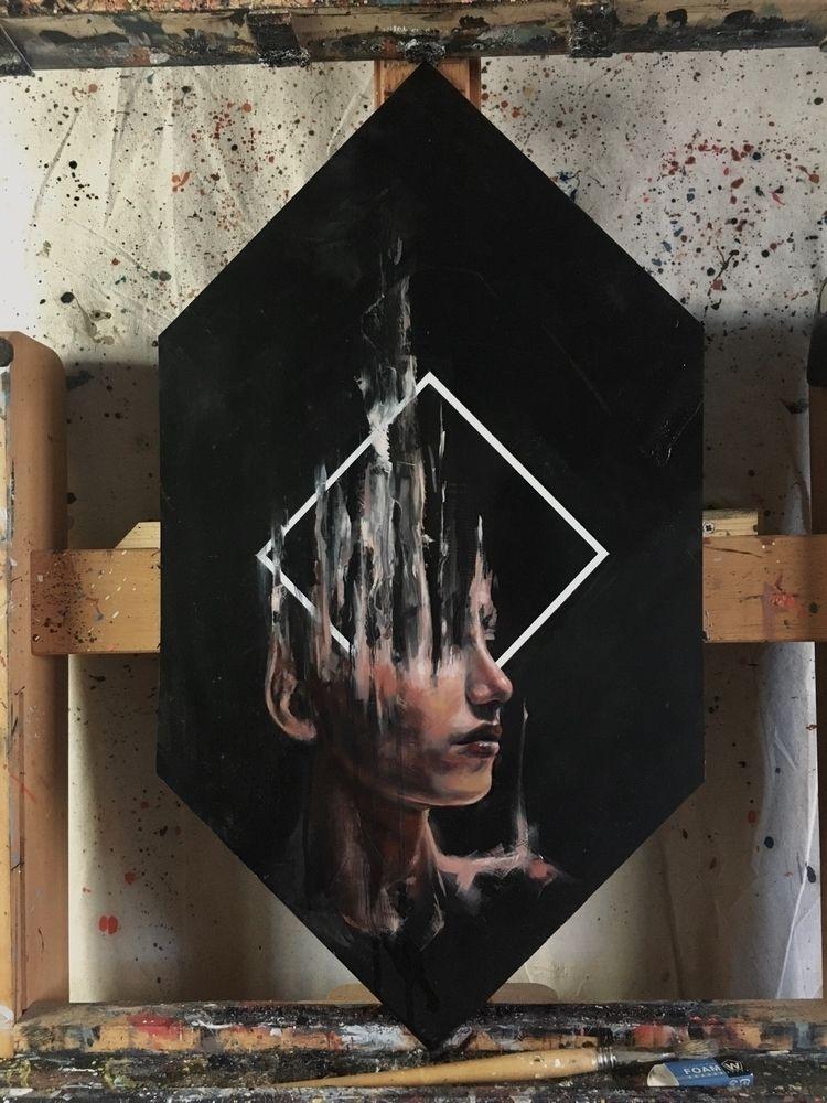 Painting - ryanmoonart | ello