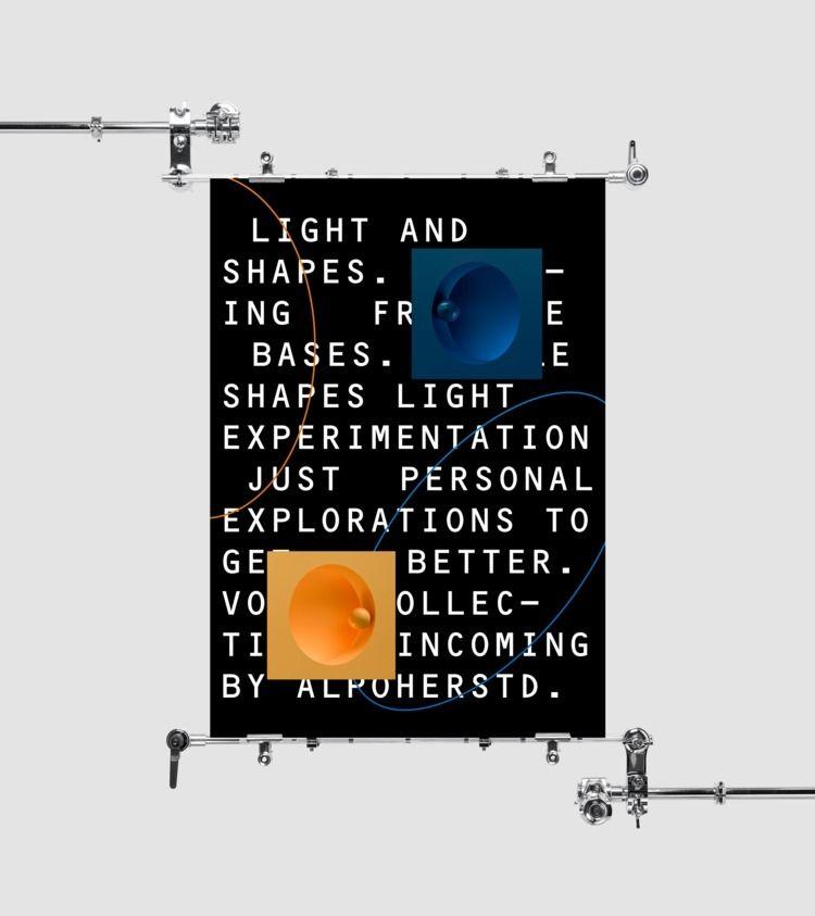 upcoming 3D personal project - alpoherstd | ello