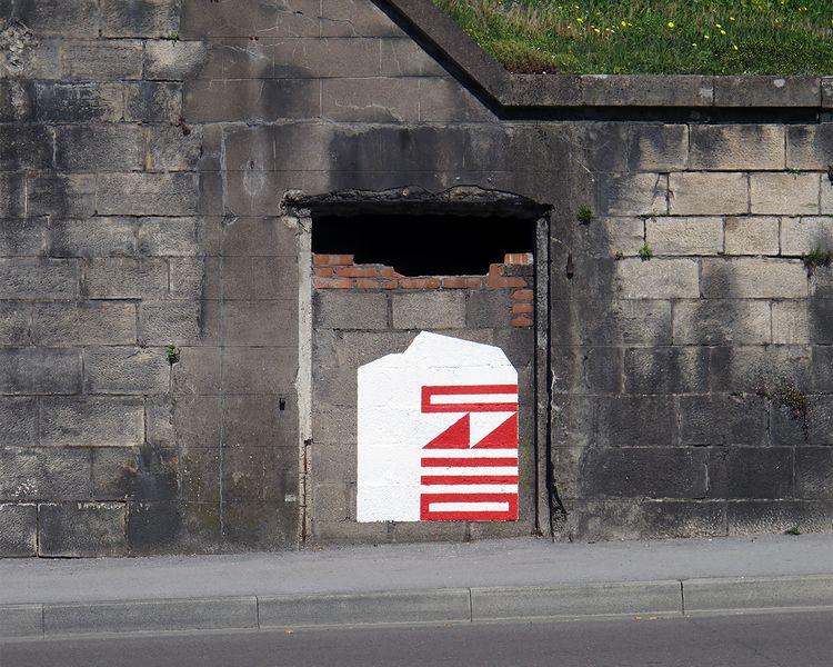 contextual painting city wall B - eltono | ello