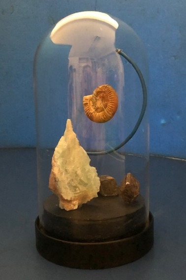 Vanité 1 Calcite Aragonite Ammo - jean-michel_decor | ello