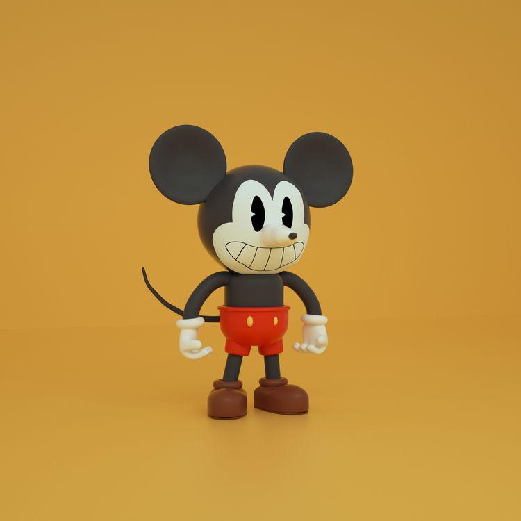 Mickey Mouse - alexistapia | ello