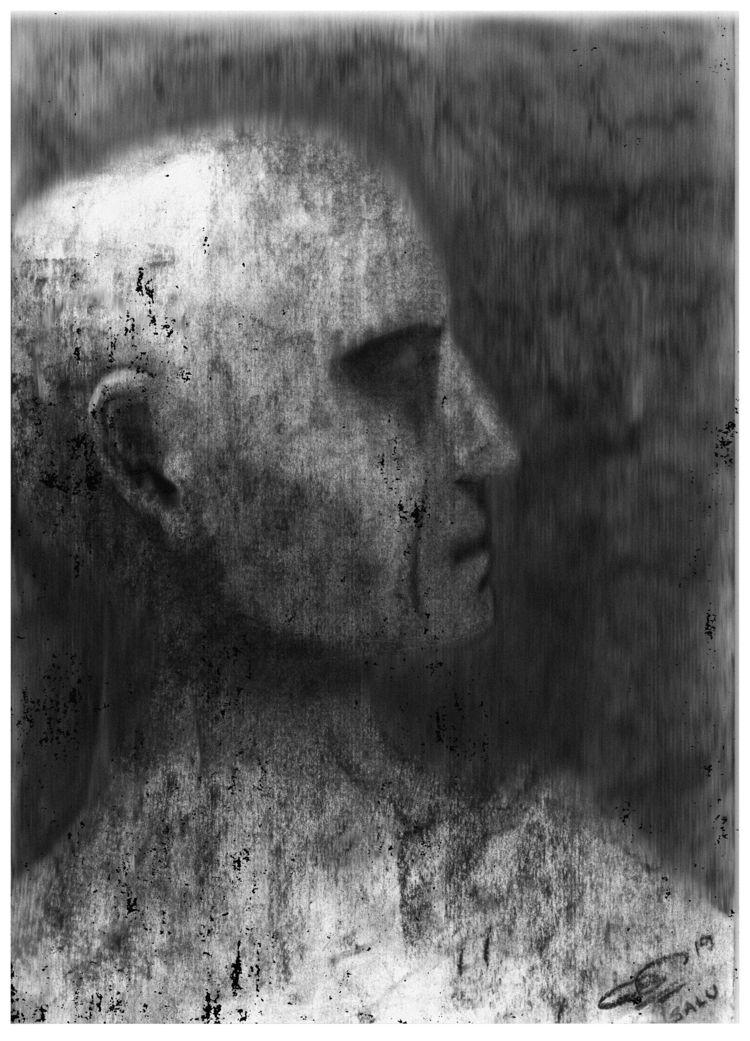 Condition - bald, man, present, analysis - metafoorfilm | ello