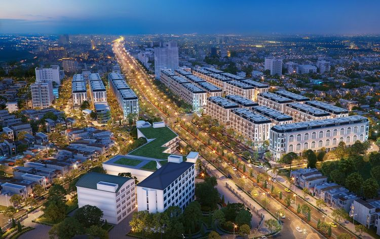 Lam Vạn Phúc là dự án nhà phố t - chungcuhn24h | ello