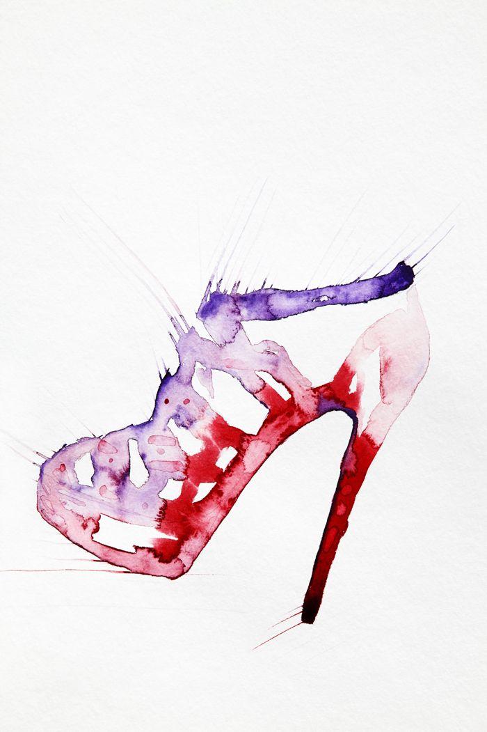 highheel, fashion, shoe - artist_ | ello