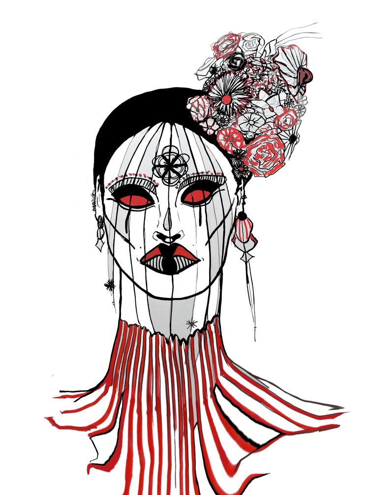 illustration, figurative, sketch - eliasthefirst | ello