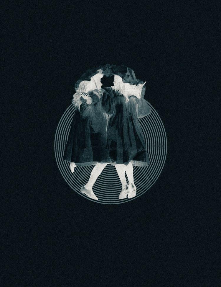 Strch - 5, collage, awareness, consciousness - tanjajeremic | ello