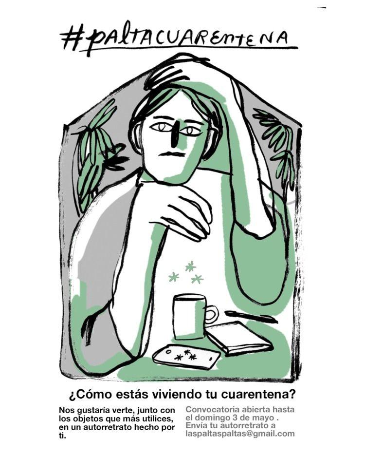 poster Las Paltas (laspaltas.co - amandina | ello