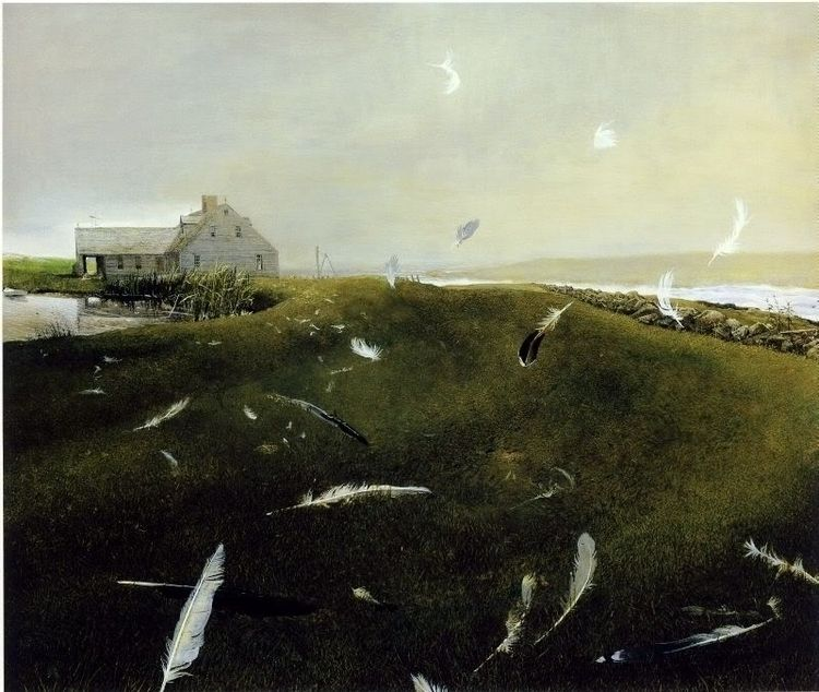 Andrew Wyeth - charaddine | ello