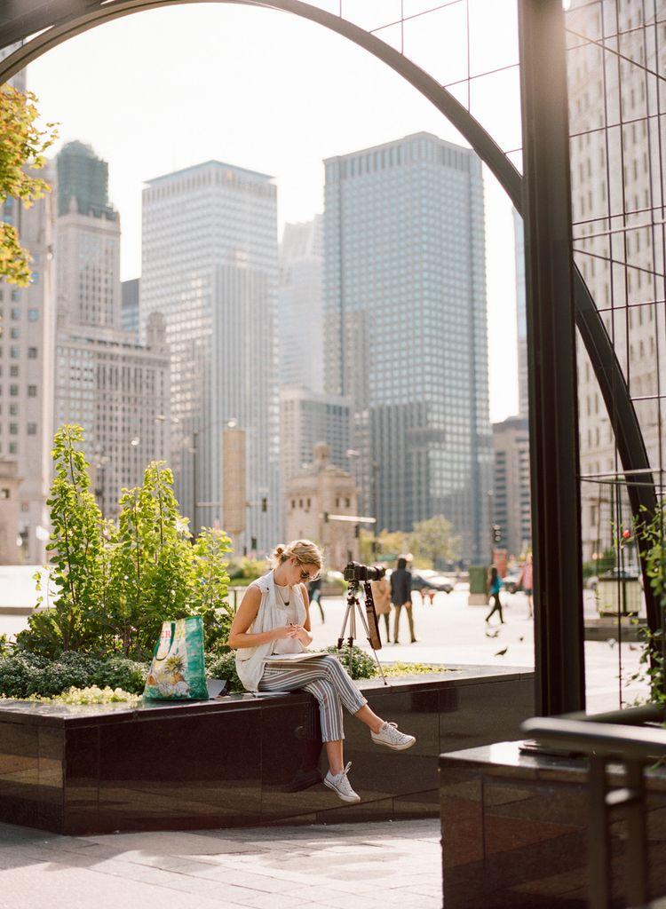 peace Chicago - eatpomegranate | ello