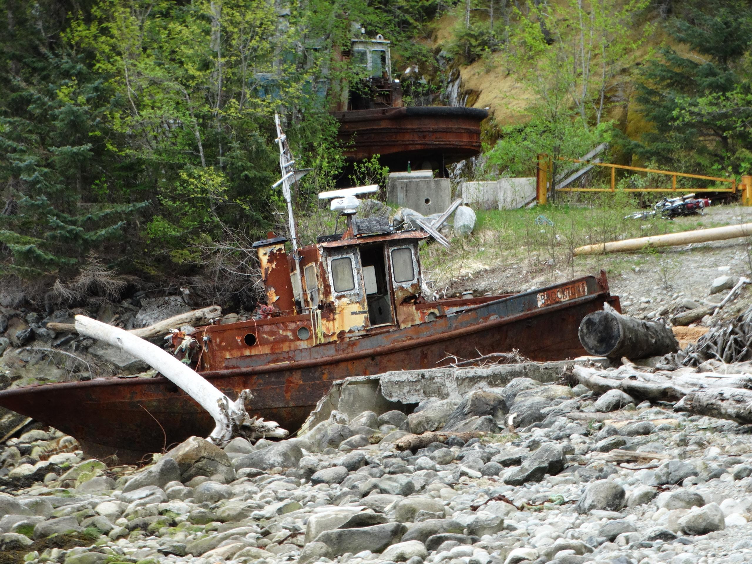 iron boats Clayton Falls, float - idaspida | ello