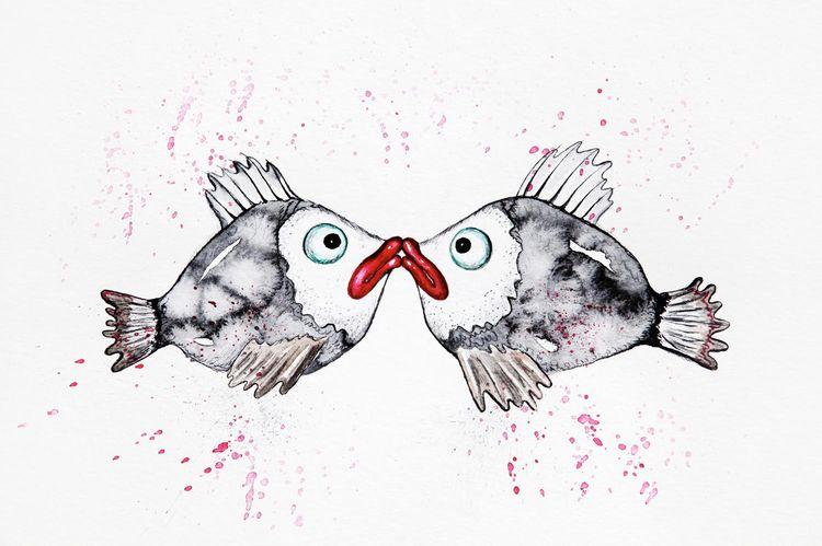 / Free stock illustration - love - artist_ | ello