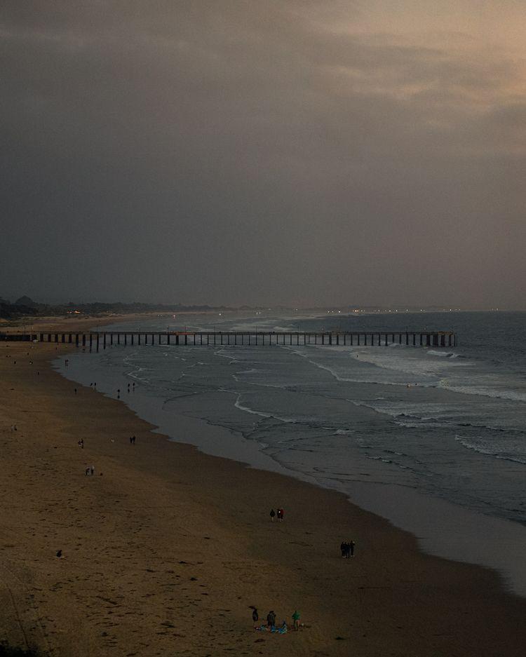 Pier Pismo Beach Early Evening  - tchickphoto | ello
