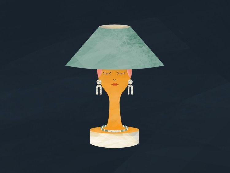 Lady Lamp - ritikabarua | ello