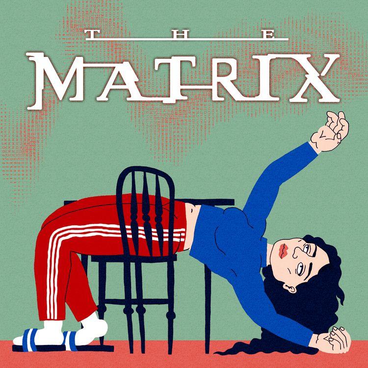 shape Matrix - comic, illustration - katrienvanbreedam   ello