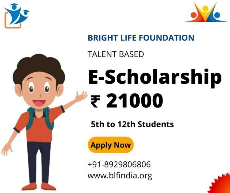 Scholarship Students 5th 12th C - blfngoindia   ello