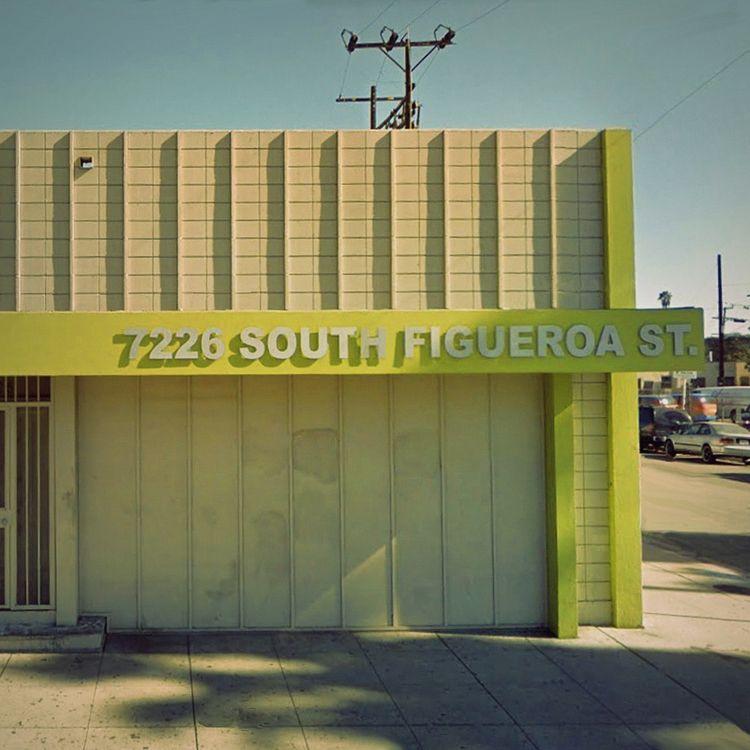 Walls / South Figueroa Street,  - dispel | ello