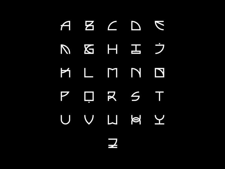 PIETRA typeface inspired stone - vincenzoop | ello