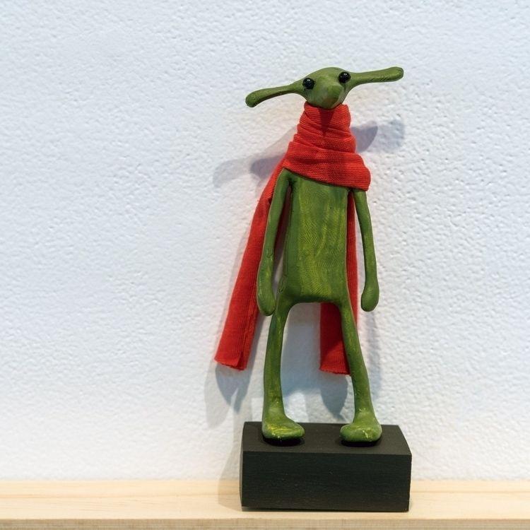 General Grubb - grubbs, sculpture - jedsevard | ello