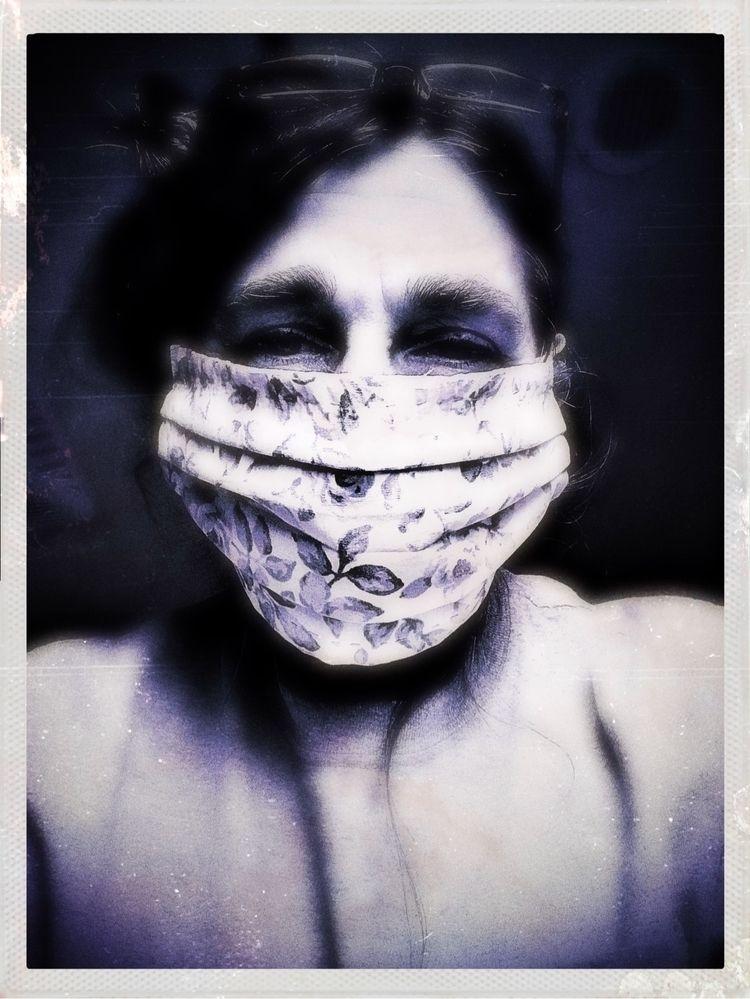 Homemade mask - mla-crosscreek | ello