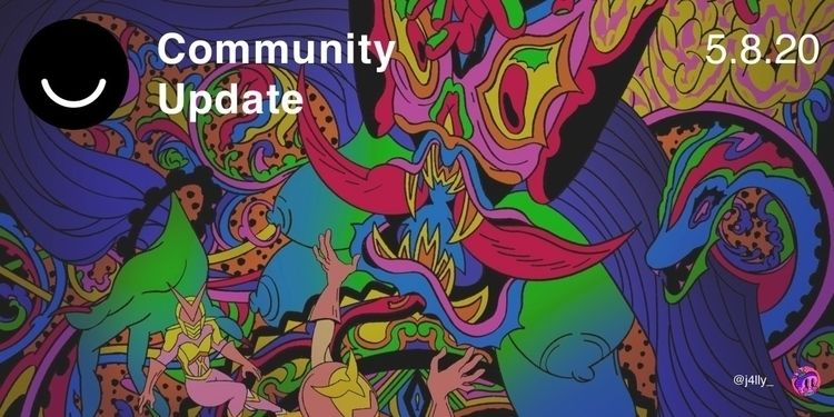 Community Update 5/8/2020 TGIF - elloblog | ello