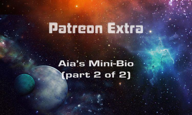 scenes extra patrons Mini-Bio  - siggysimon | ello