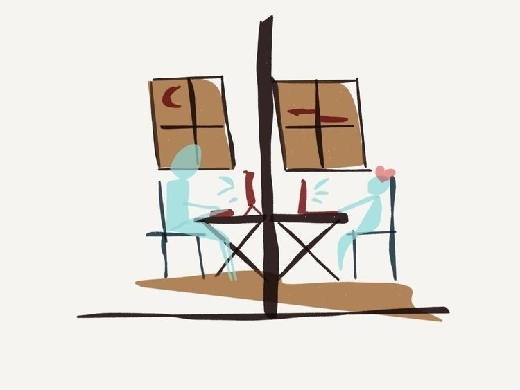 Illustration article: Reasons P - abstractmemento   ello